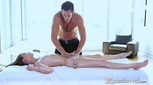 Passion-HD - Oiled massage with Kacy Lane