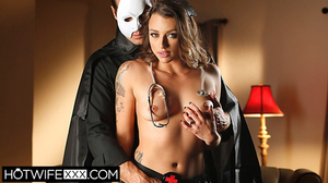 Piper Cox gets piped by huge cock Ramon Nomar
