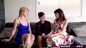Kit Mercer helps her naive stepson out of his sexual problem